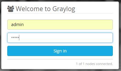 Deploying the Graylog OVA – Easy | port115