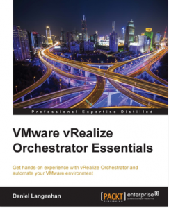 VMware vRealize Orchestrator Essentials_